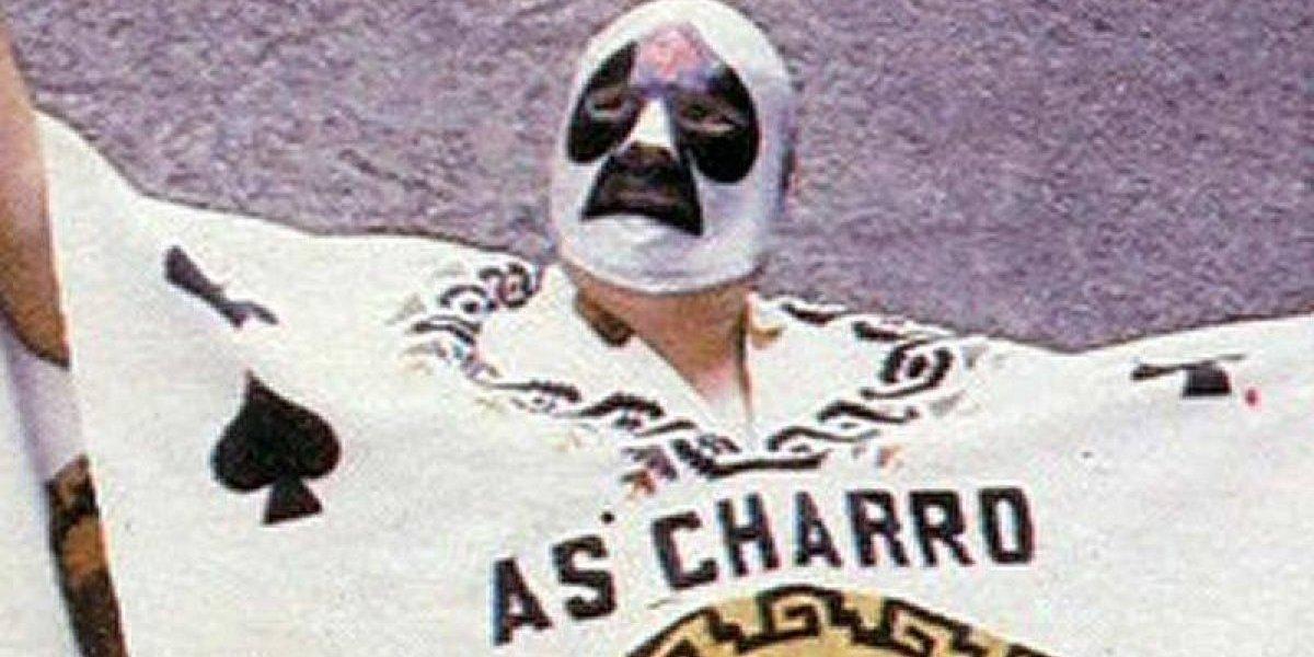 Fallece legendario luchador mexicano, el As Charro