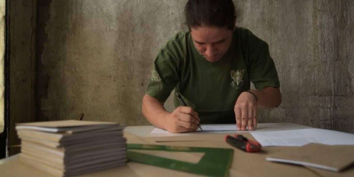 Alambique, la editorial que publica libros con textos escritos a mano