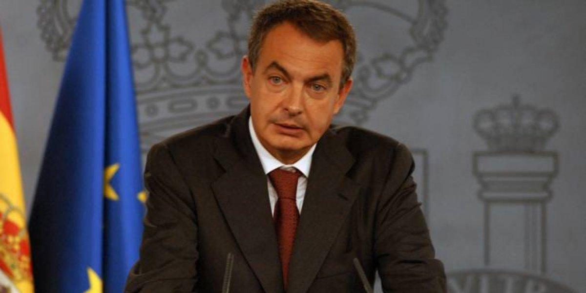 Zapatero denuncia doble rasero con Venezuela y resalta el diálogo ante crisis