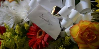 Arreglos florales Álvaro Arzú