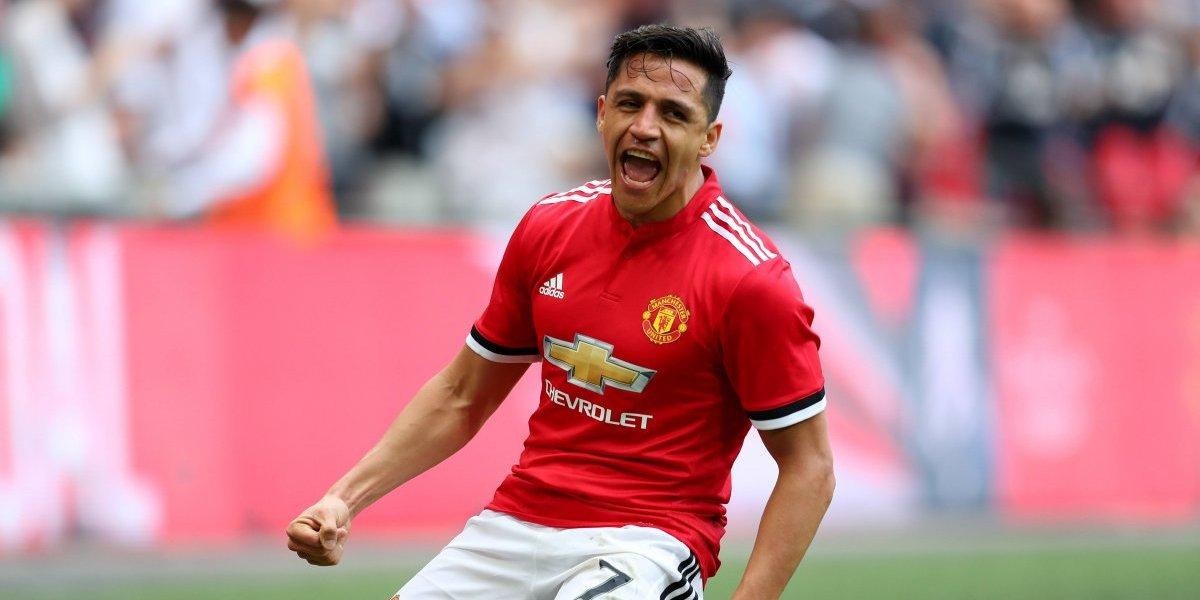 Así vivimos el triunfo del Manchester United de Alexis sobre Arsenal