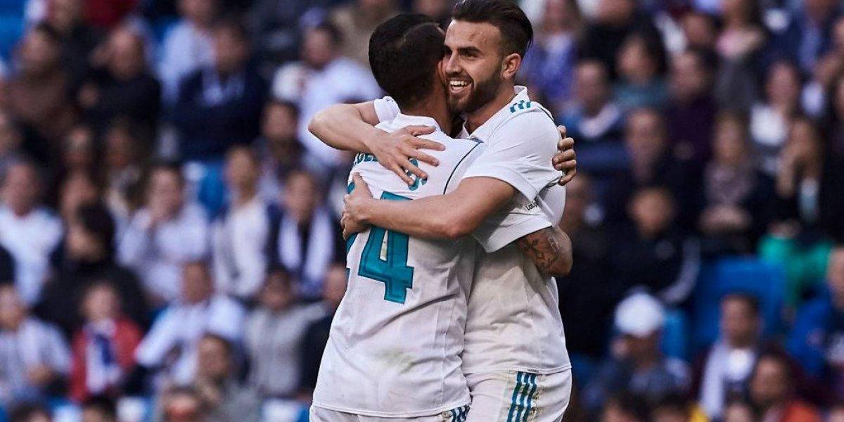 Real Madrid vence a Leganés pensando en Champions League