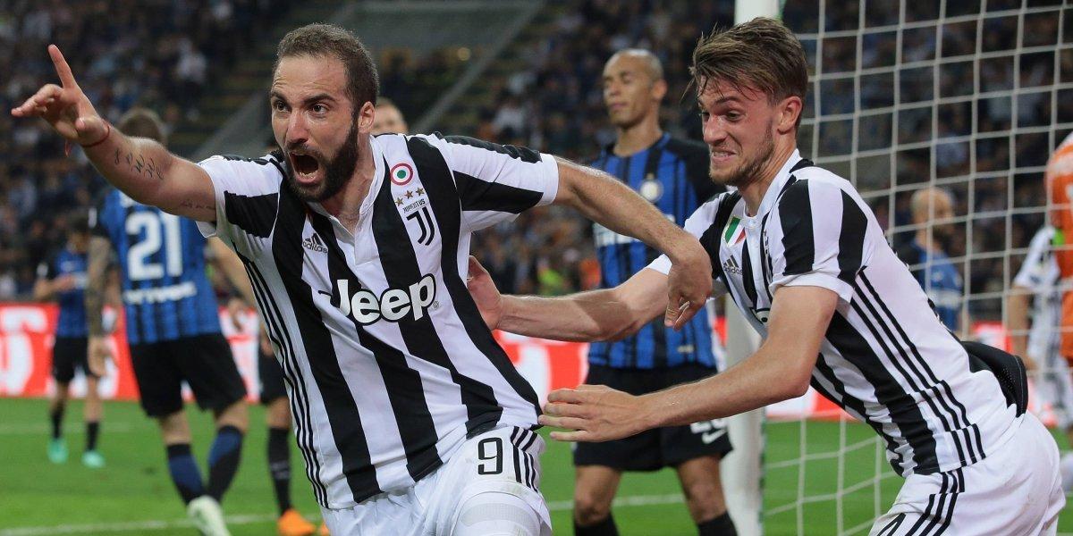 Gonzalo Higuaín salva a una Juventus que sigue firme en camino al título tras derribar al Inter