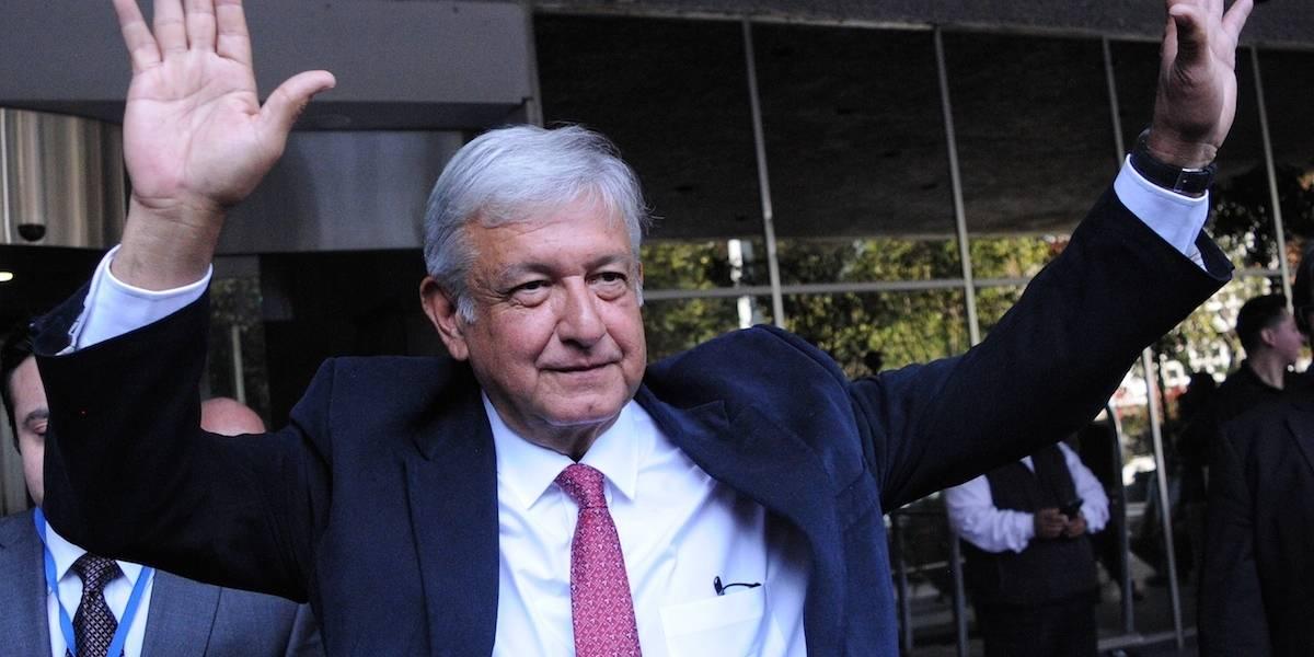 Así despidieron a López Obrador en el Tec de Monterrey
