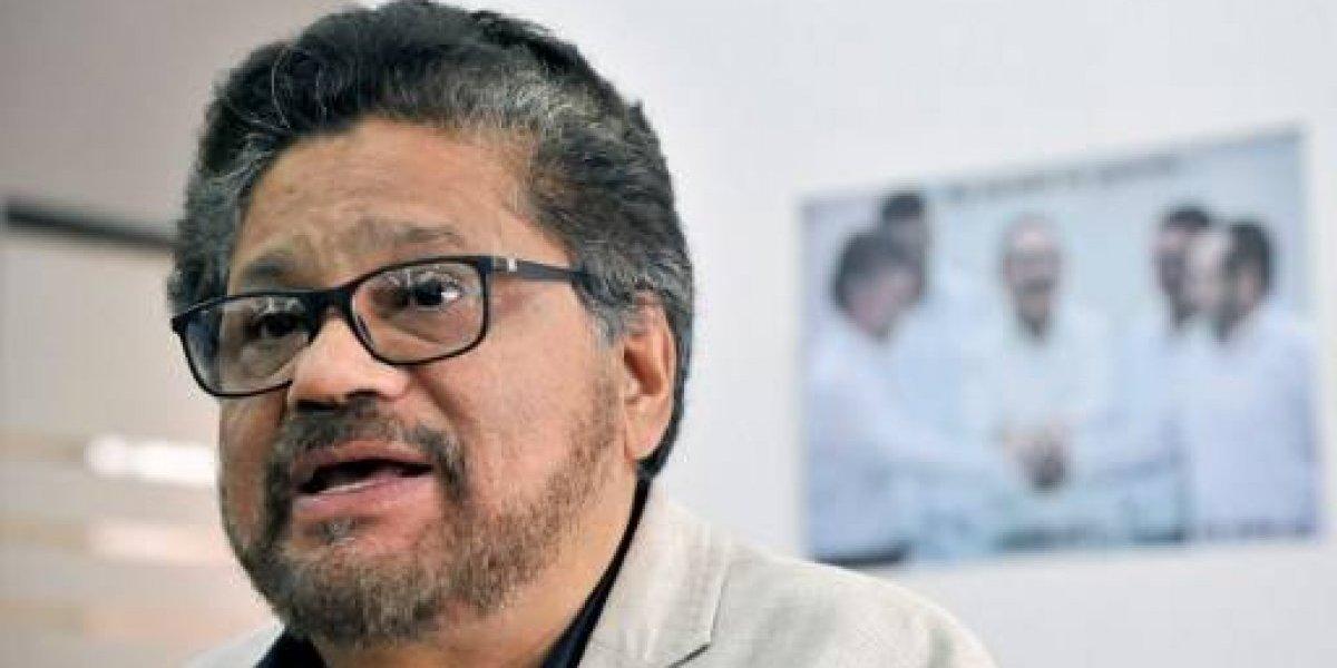 Iván Márquez anuncia que no asumirá curul en el Senado