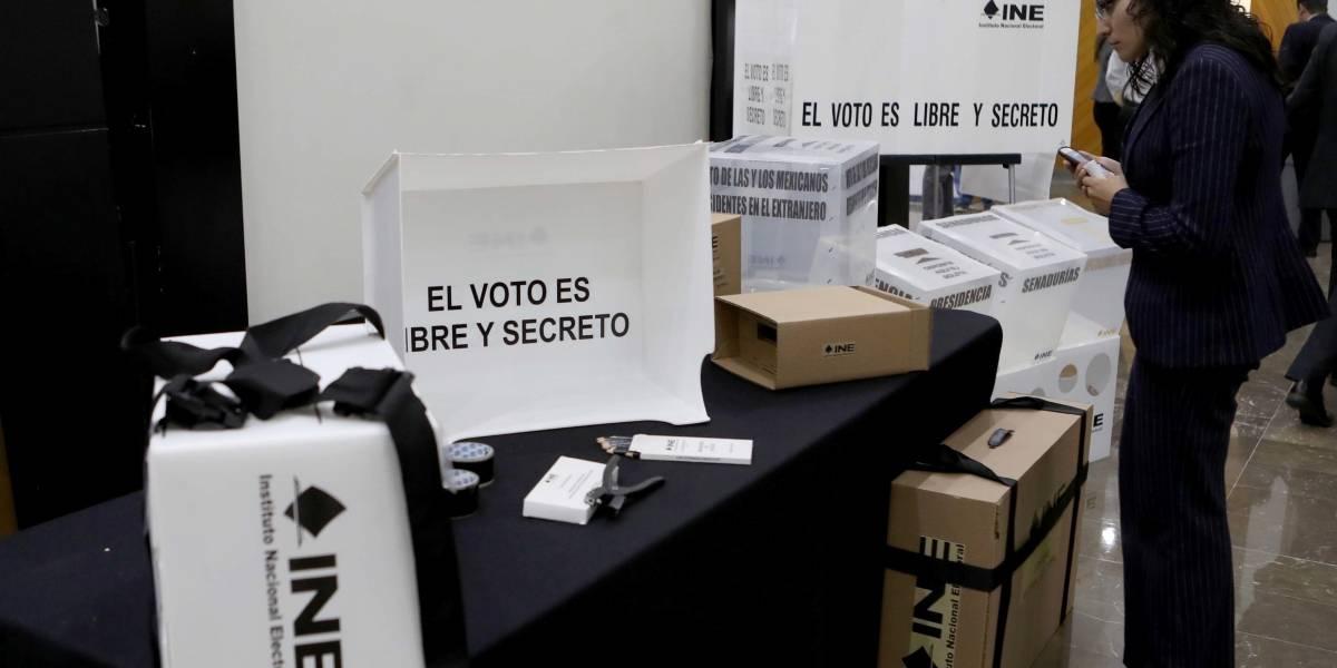 Cancelan INE e IPN blindaje informático para elecciones