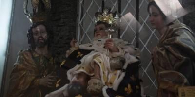 Niño Dios de Amatitlán