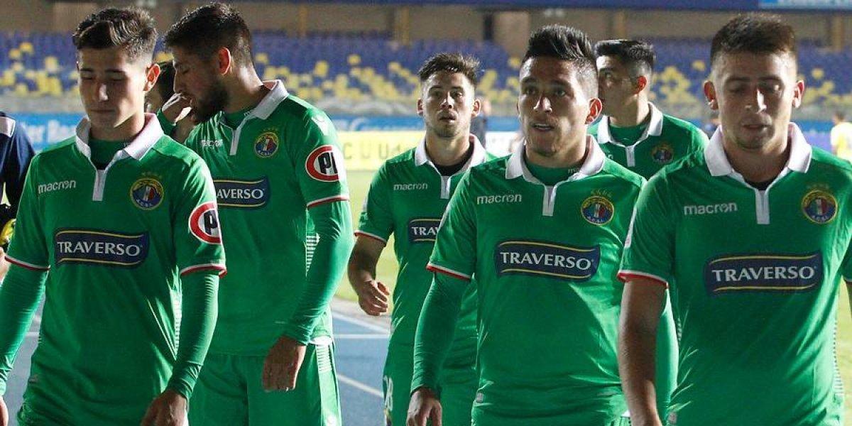 Así vivimos el empate sin goles entre Audax Italiano y Deportes Antofagasta
