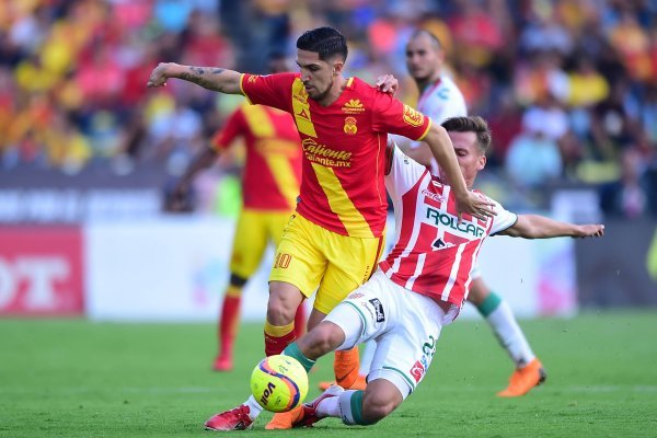 El Morelia espera para ver si entra a playoffs / imagen: Photosport