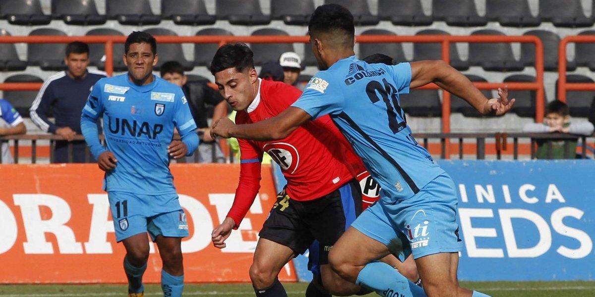 Huachipato le roba un punto a Deportes Iquique en un infantante partido en el CAP