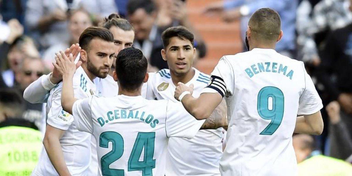El Madrid celebra en el Bernabéu, con la mirada puesta en el Bayern Munich