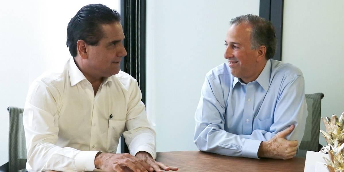 Ratifica Silvano Aureoles su apoyo a José Antonio Meade