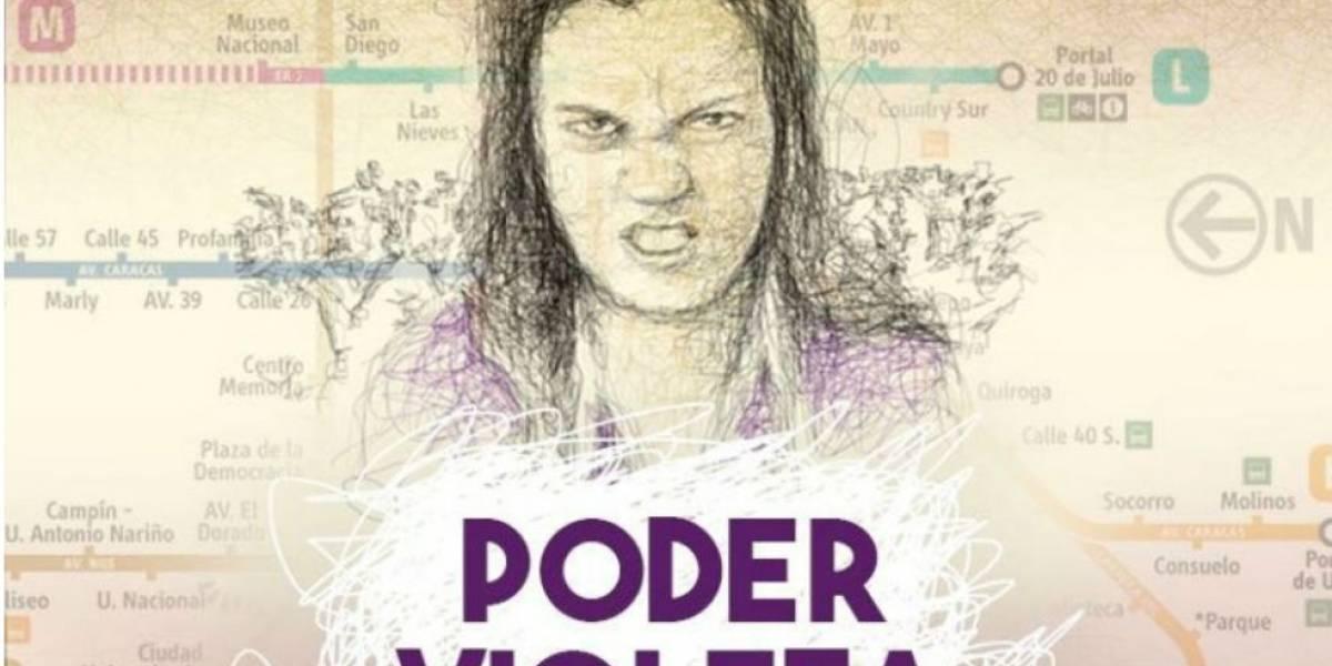 Poder Violeta, el videojuego para móviles ideado para luchar contra el acoso sexual