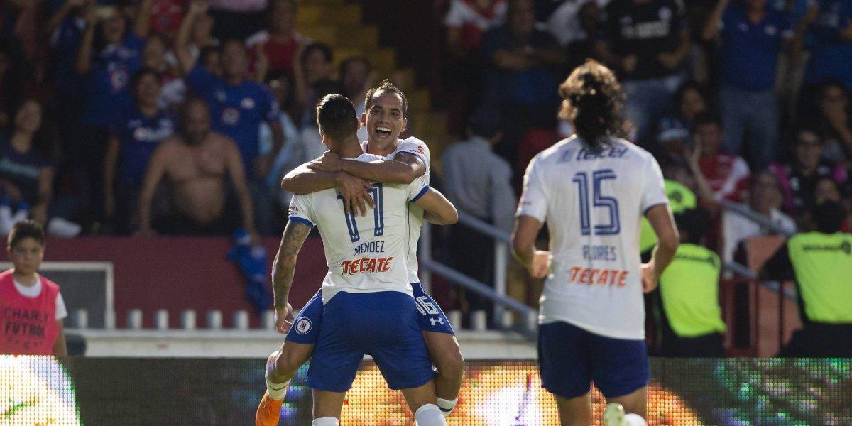 Cruz Azul pone punto final con victoria