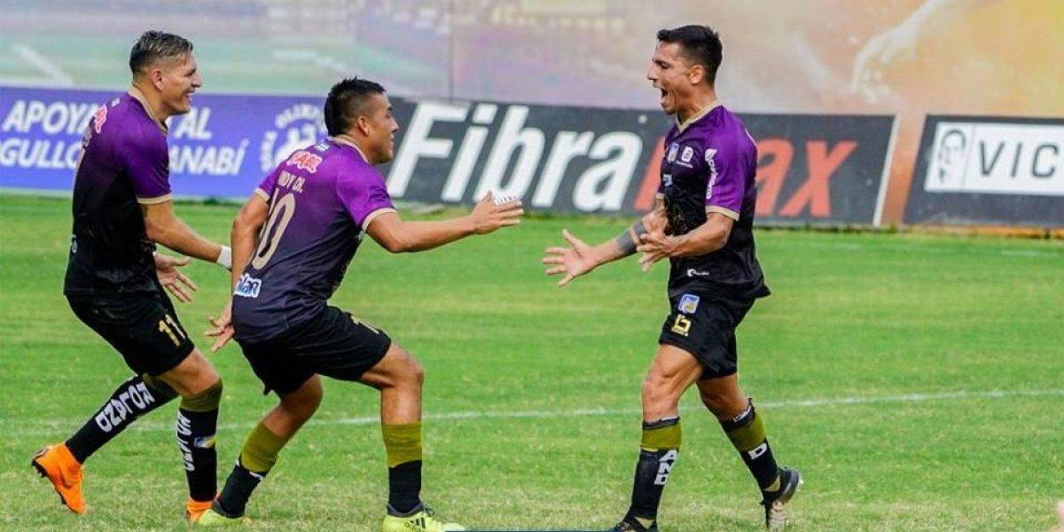 Delfín revivió y asusta a Colo Colo con tres victorias al hilo en liga ecuatoriana