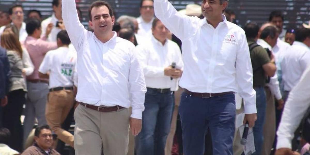 Ochoa inicia campaña por Puebla, Veracruz y Morelos a favor de Meade