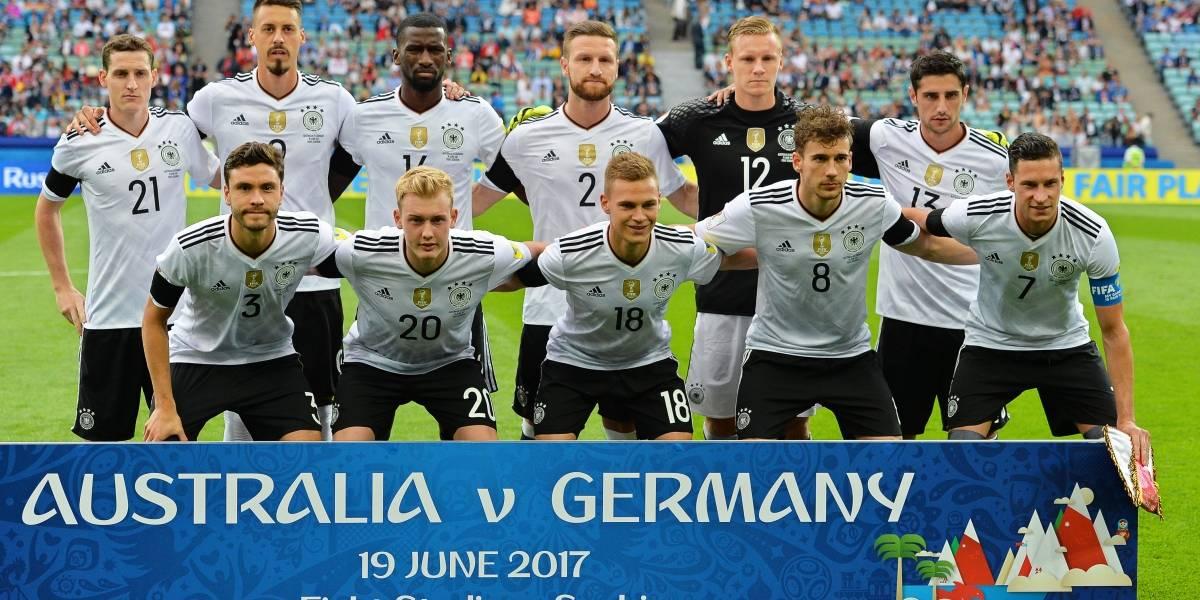 Confirmada la primera baja de Alemania para el Mundial Rusia 2018