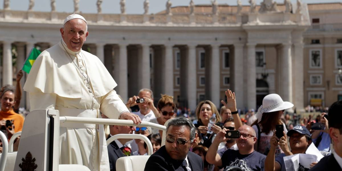 """Papa Francisco celebra """"valiente compromiso"""" de líderes coreanos"""