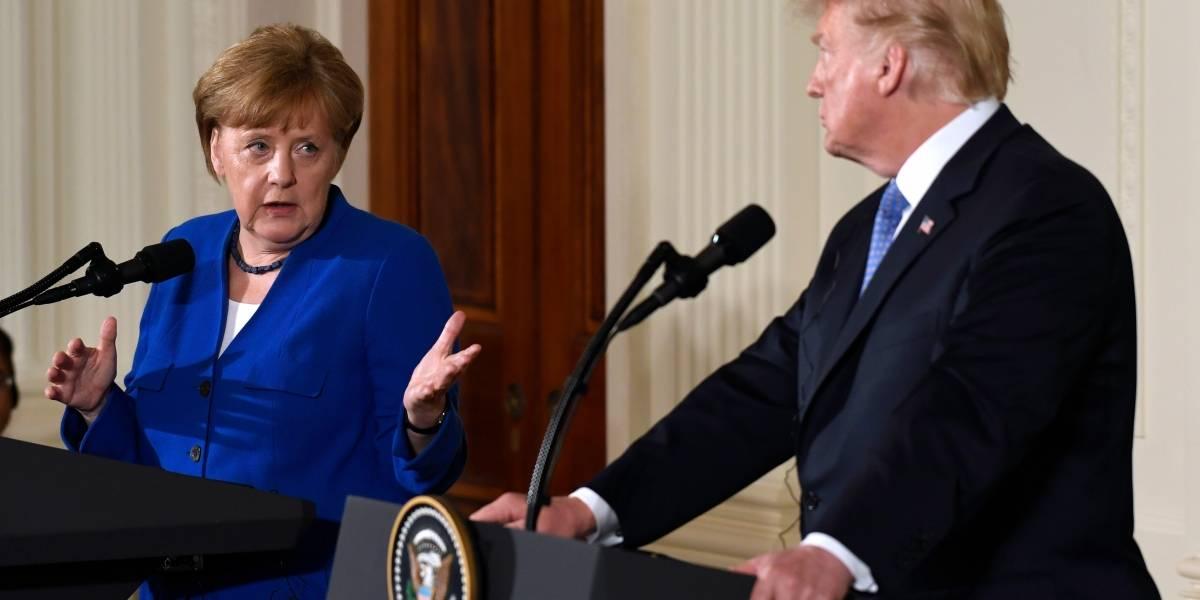 Francia, Alemania y Reino Unido piden a EU respetar el acuerdo de Irán