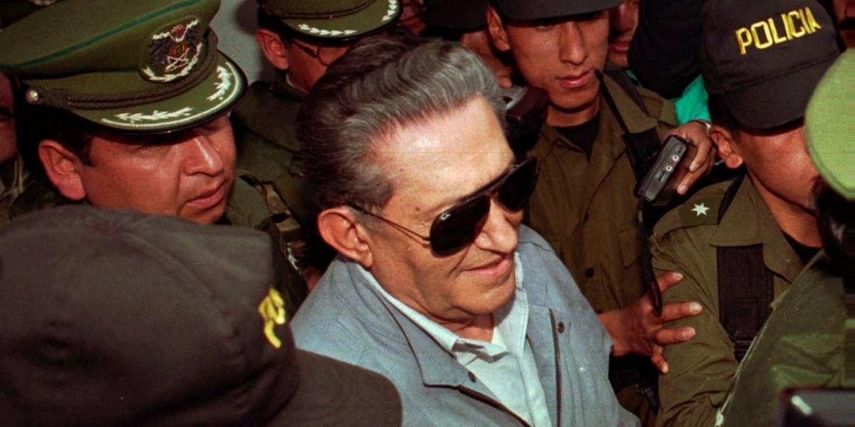 Muere Luis García Meza, el último ex dictador militar de Bolivia