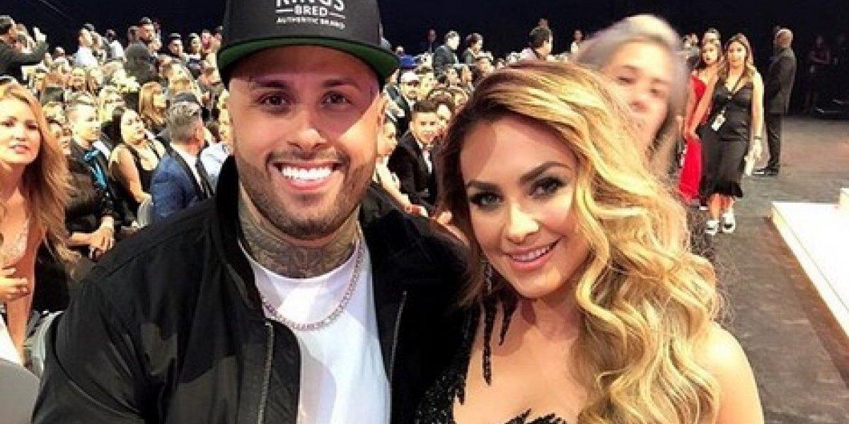 Aracely Arámbula responde ante crítica a sus hijos con Luis Miguel — Instagram