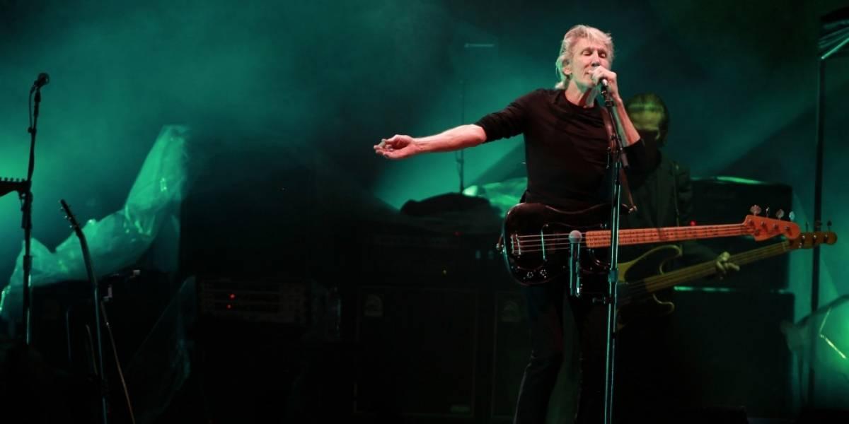 Nueva boletería habilitada para concierto de Roger Waters