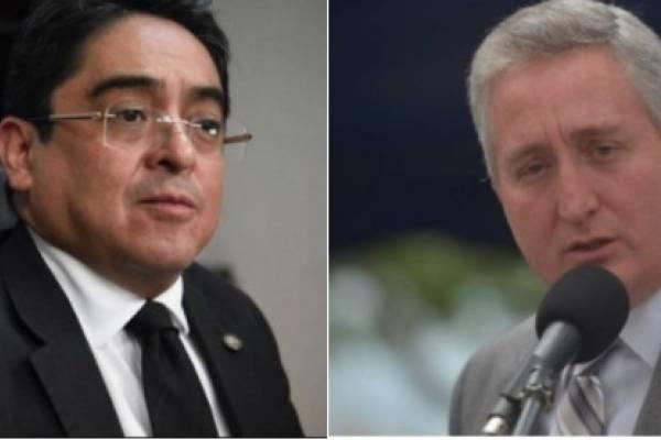 Ministro y PDH