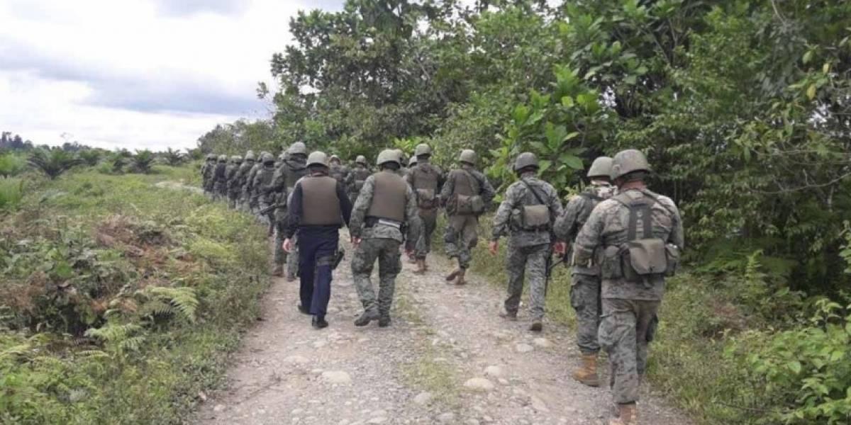 Ecuador mira a EEUU para combatir el narcotráfico y el crimen organizado