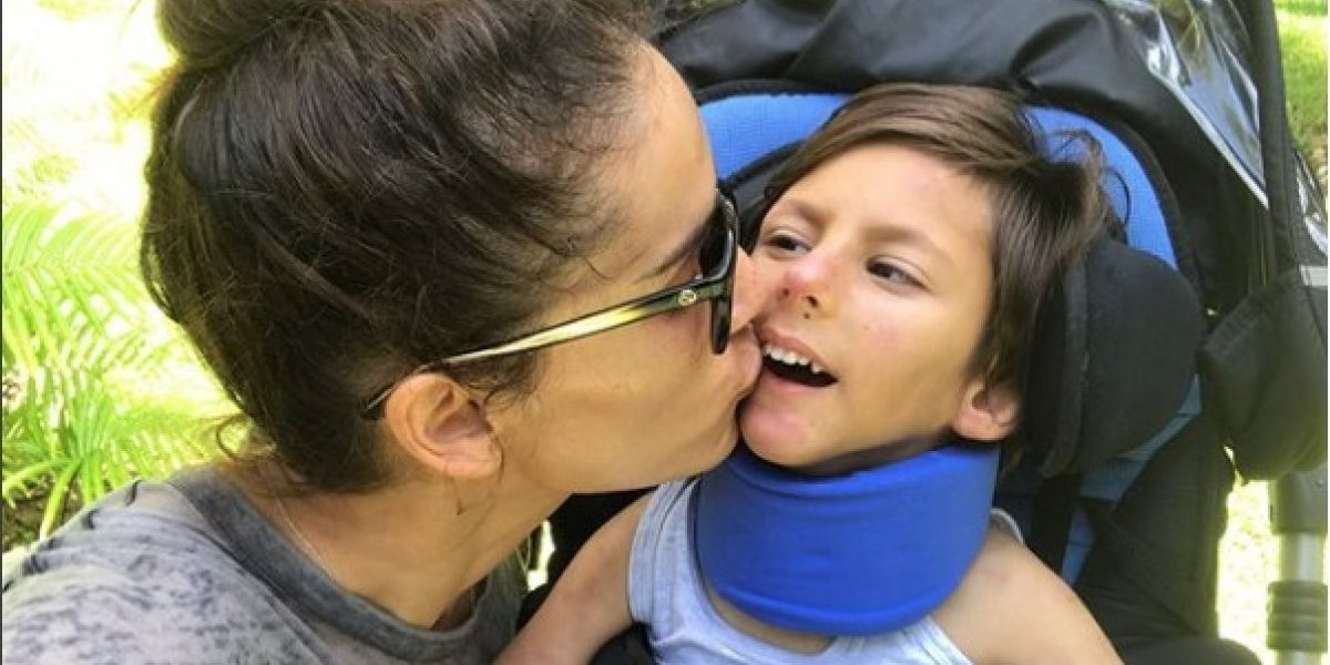 El difícil momento que vive Matteo, el hijo de Leonor Varela