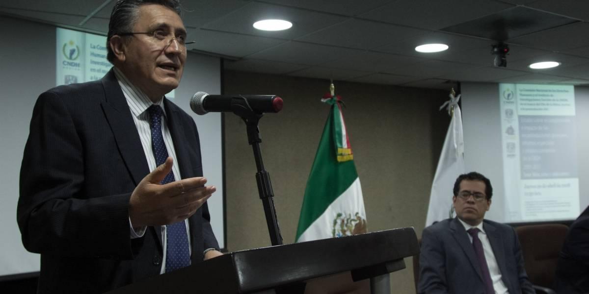 CNDH pide más presupuesto y recursos para la protección de los niños