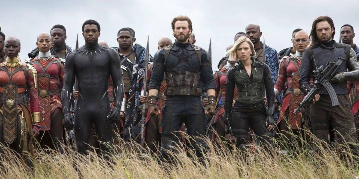 """""""Infinity War"""" rompe el récord de estreno mundial con $630 millones"""