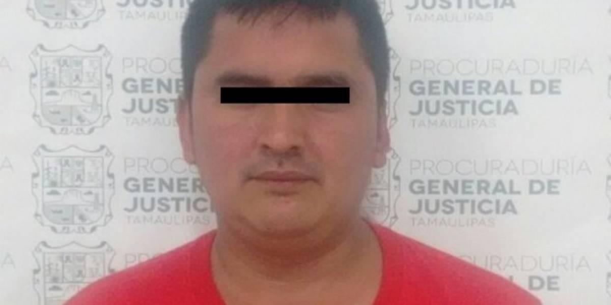 """Detienen en Tamaulipas a """"El Chore"""", líder delictivo del estado"""