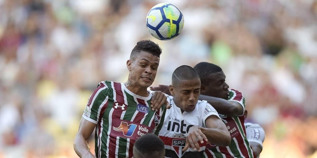 Fluminense x São Paulo: empate de tricolores no Maracanã