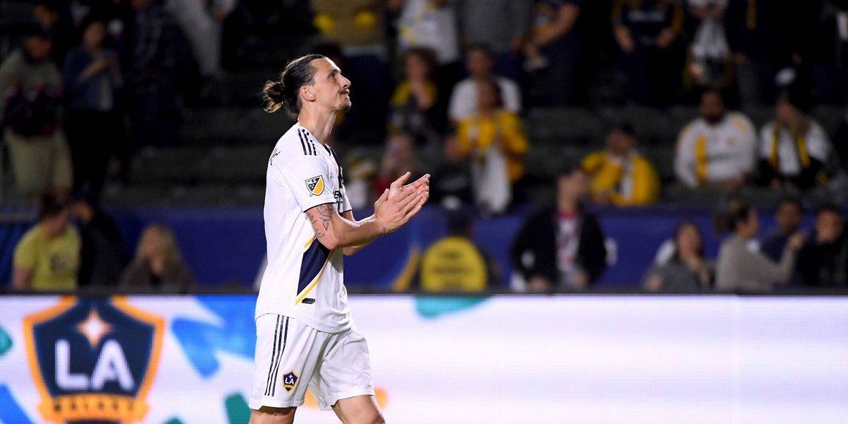 Ibrahimovic asegura que México no se debe confiar ante Suecia
