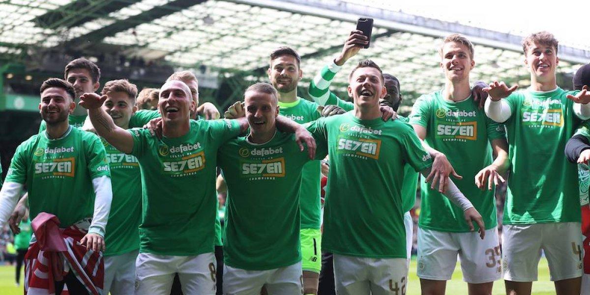 Celtic se corona por séptima temporada consecutiva