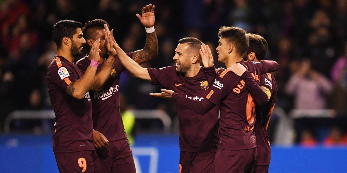 Lionel Messi volvió a guiar a Barcelona al título de la Liga de España