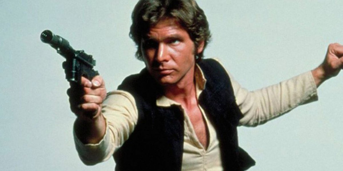 Subastan por primera vez la pistola de Han Solo en 'Return of the Jedi'