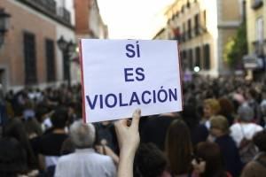 Protestas en Pamplona