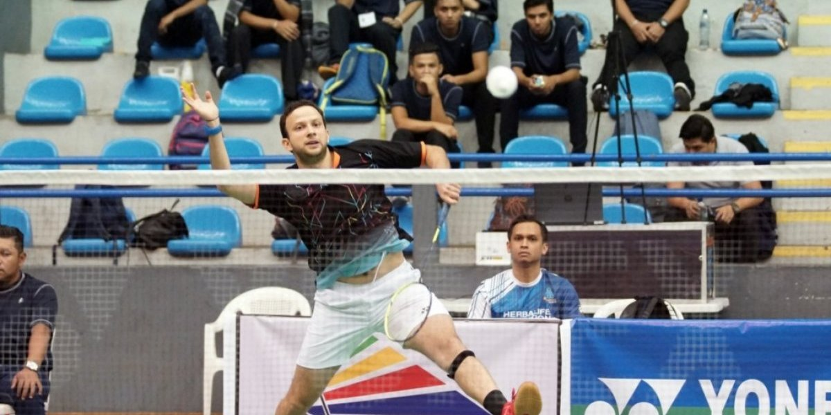 Guatemala se queda con tres bronces en el Panamericano de Bádminton