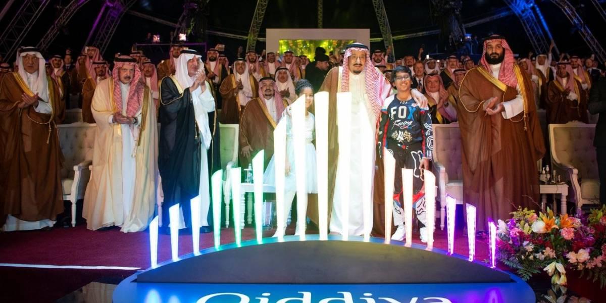 Arábia Saudita inicia construção de 'Disneylândia'