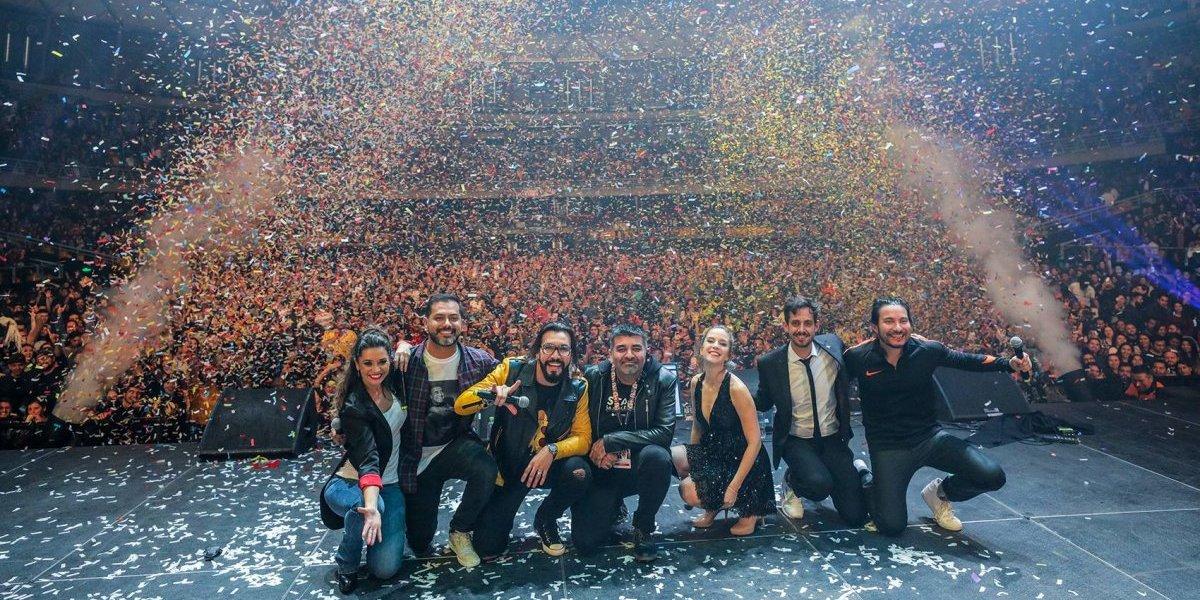"""""""La gran estafa"""": 12 mil personas reunió la cumbre del stand-up comedy en el Movistar Arena"""