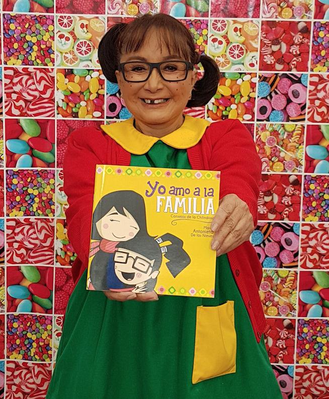 El libro de la Chilindrina.