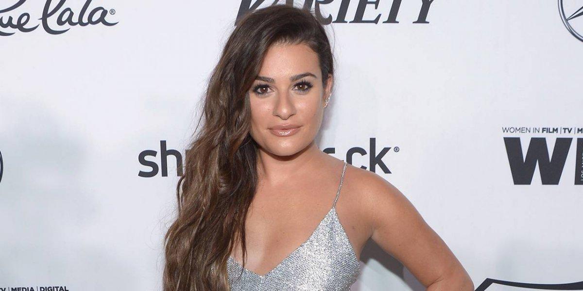 Lea Michele da el sí, se casará con Zandy Reich