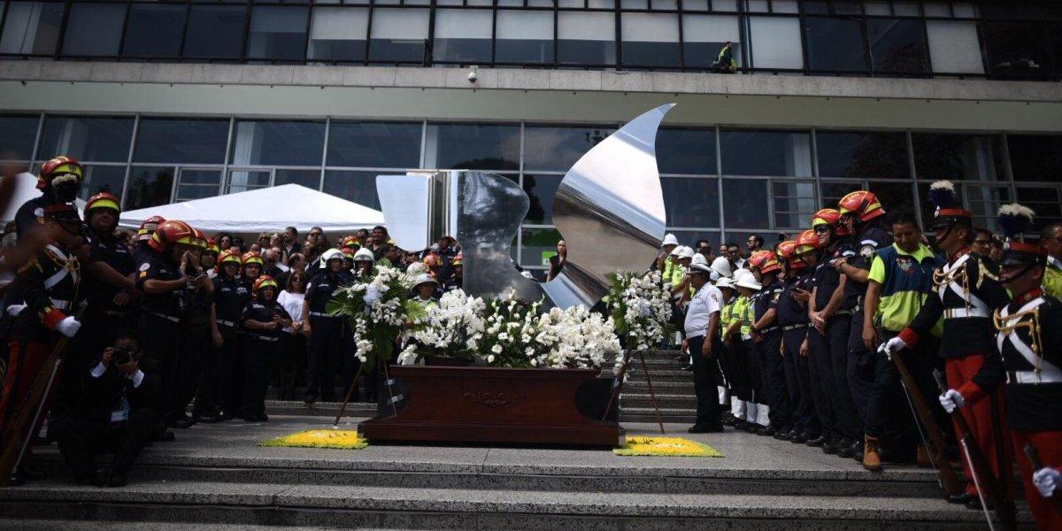 Realizan homenaje a Álvaro Arzú en la Municipalidad
