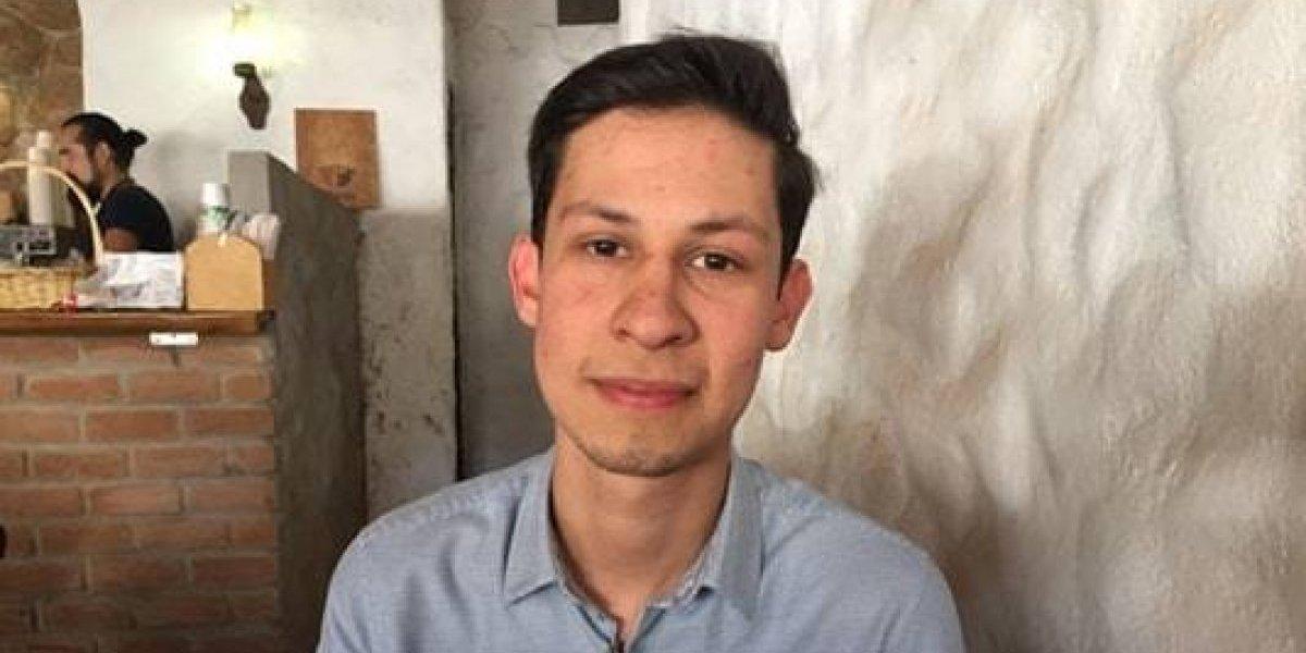 Martín Oswaldo, el joven superdotado que a sus 20 ya es un exitoso abogado