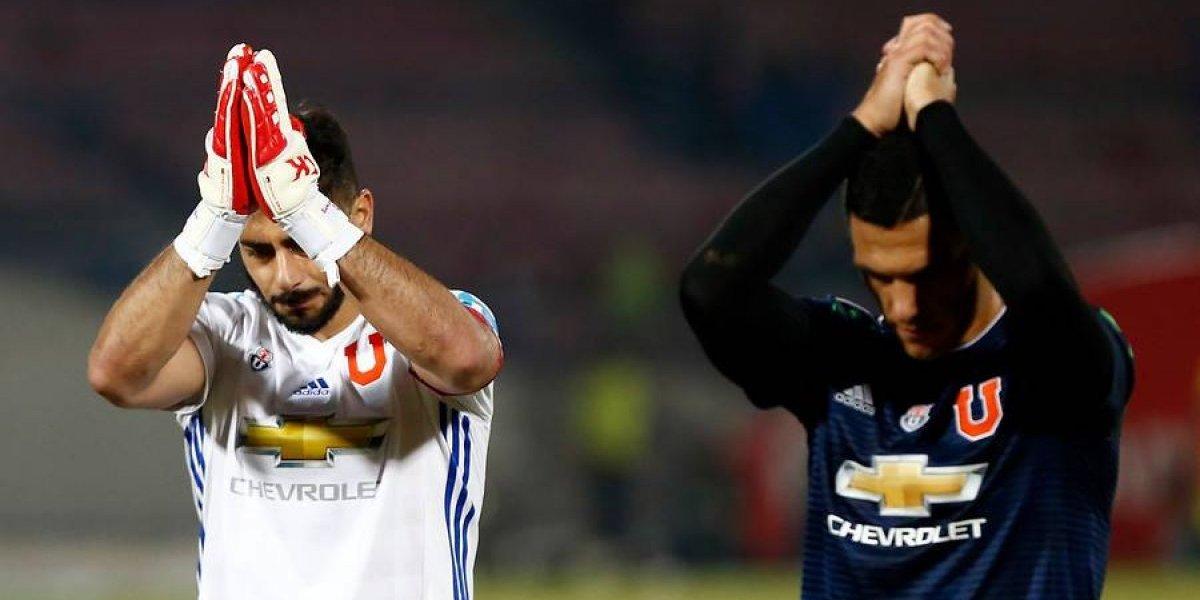"""El dolor de Johnny Herrera: """"Antes me tenían que pegar con un palo en la cabeza para hacerme un gol"""""""