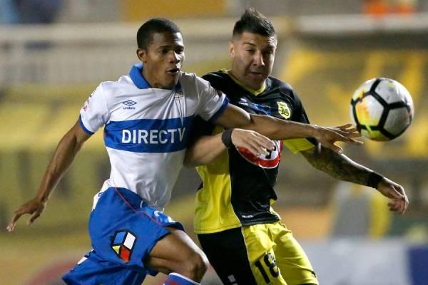 César Munder es titular ante San Luis / imagen: Photosport