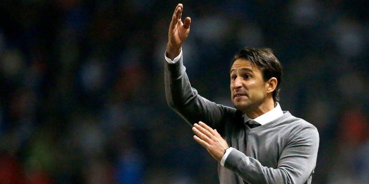 """Beñat San José aplaude el empate de la UC: """"Fue un punto valioso, es una cancha difícil"""""""