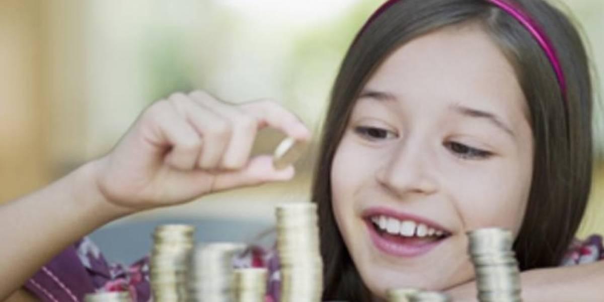 5 tips para fomentar el ahorro entre tus hijos