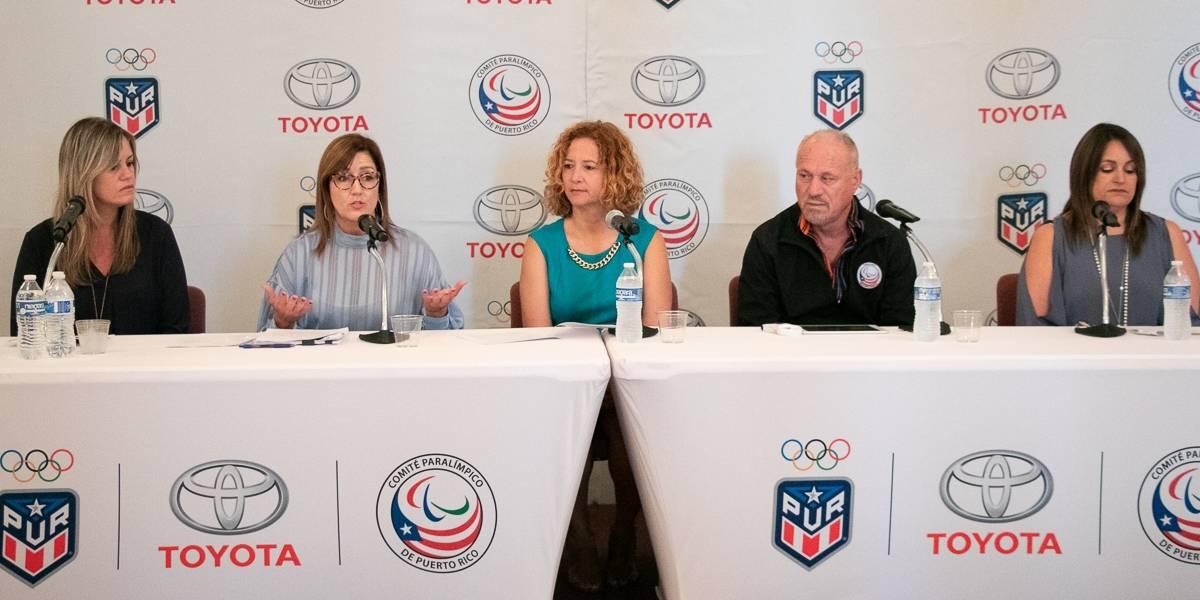 Toyota estrena alianza con el Comité Olímpico
